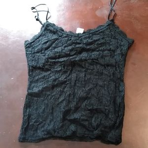 Forever 21 lingerie lace cami